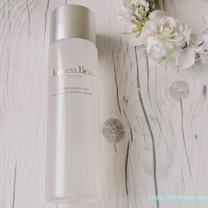 ホメオバウローションは美容液のような化粧水 特徴&40代乾燥肌の使用感レビュー