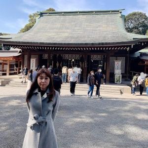 【大宮氷川神社にお詣り】の巻♪