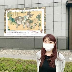 【東博と渋谷文化村をはしご】の巻♪