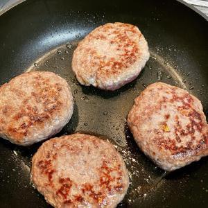 ミートハンターのジビエ料理! 鹿肉deハンバーグ!