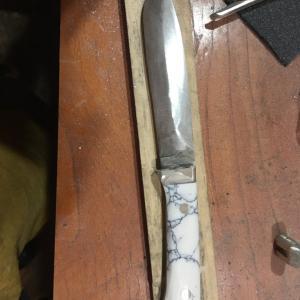 ナイフ自作 その7