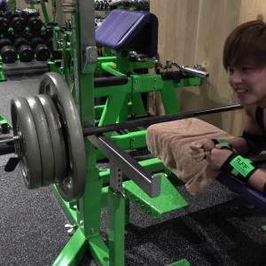 ベンチプレス120kg!!挑戦してみた!!