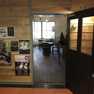 DJブース!&アコースティックセット♪TENSIONアガル音楽カフェ『Patrie』で喜久泉☆