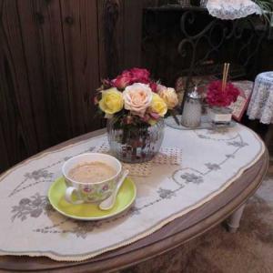 ***(@_@)何ごと?すんごいアクセスに感謝&今日は助っ人とバラ剪定119鉢とツル5品種