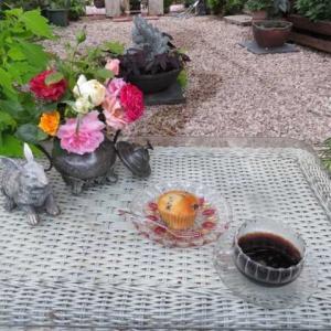 ***ヽ(^o^)丿夏剪定完了!今日202鉢とツルバラ5株&バラが与えてくれるもの