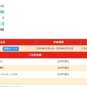 激安スマホ料金3ギガ月890円