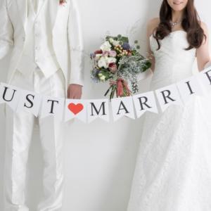 結婚しない×結婚できない〇