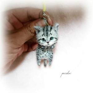 ゆるかわなエジプシャンマウの子猫です☺️