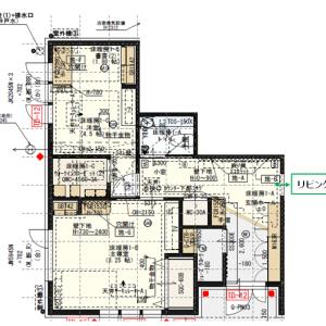 間取り紹介:親寝室と息子の部屋とトイレ1