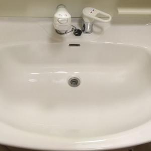 「茂木和哉バスタブ用」でも洗面台をピカピカに出来るのか?
