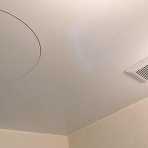 お風呂の天井に潜むカビの原因菌を滅菌!