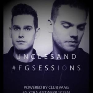 Unclesand: Club Vaag and FG Xtra … (2020) - 走れ! 地獄の行進曲だッ!?