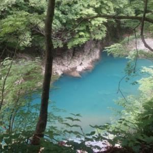 【秋田県】抱返り溪谷写真、マジで絶景!!