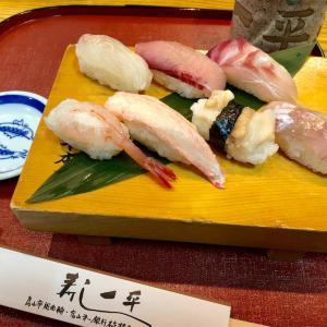 『一平寿司本店』で富山湾鮨を食べるためだけにでも富山に行く価値がある