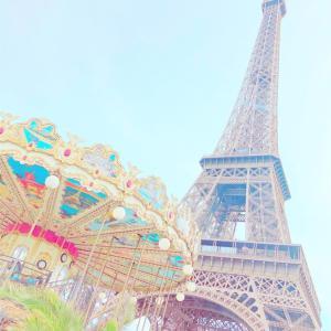 【パリ4日目】パリのシンボルエッフェル塔周辺は映えの宝庫だった