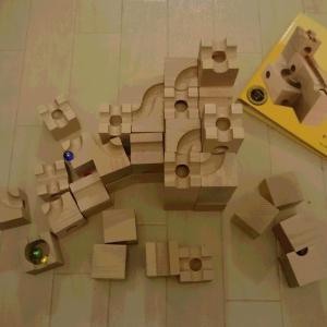 【自分で考えて決められるようになるおもちゃ】絶対頭の良くなる知育玩具、キュボロ届いた!【自立できる人間になれるおもちゃ】
