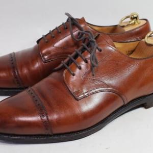 革靴を購入するぞ 1