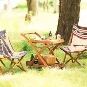 【Bueno:ブエノ】Re:CENO(リセノ)の折りたたみチェアは素敵でおしゃれな椅子
