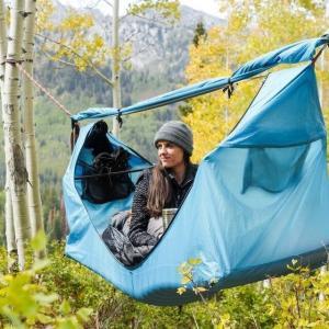 【Haven Tent(ヘブンテント)】超快適なハンモック登場!ソロテントとドッキング