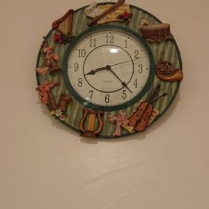 玄関に時計✨〈292日目〉