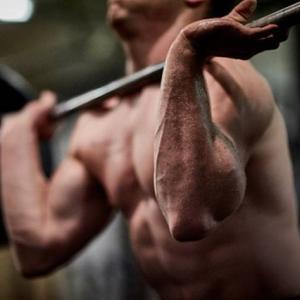 肩に筋肉痛がくるってことはきちんと刺激した証拠ではあるよね?