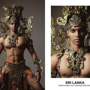 世界の美男子コンテスト、各国の民族衣装がカッコいいと話題に