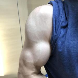 【朗報】ワイの筋肉、凄い