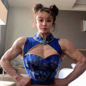 筋肉質な女の子が好きなんやが