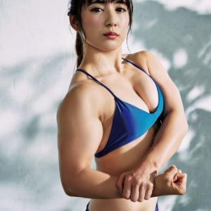 筋肉質な女性が好きなんだが