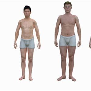 【画像】男ならこれくらいの筋肉は欲しいよな