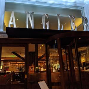 美味しいシーフードレストラン「 ANGLER 」