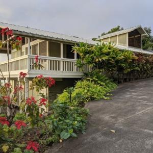 ハワイ島生活