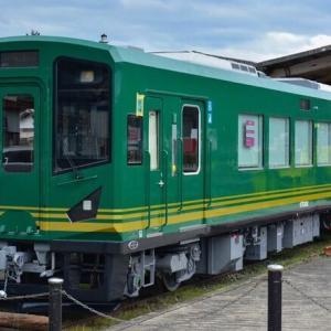 【京都】ツリ目がいかつい?丹後鉄道、緑色の新車両KTR302号が運行開始!無料Wi-FiやUSB差込口もありまぁす
