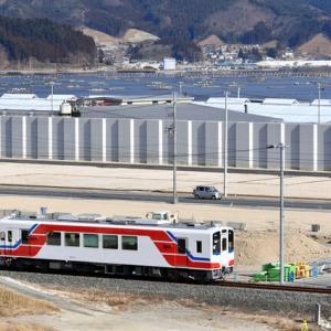 【鉄道】三陸鉄道 4年ぶり黒字見通し 19年度 「台風でどん底に突き落とされたが…」