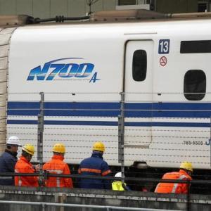 東海道新幹線 台車の異常早期発見に向けた設備などを導入