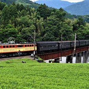 大井川鐵道、26日から「かわね路号」EL代走運転