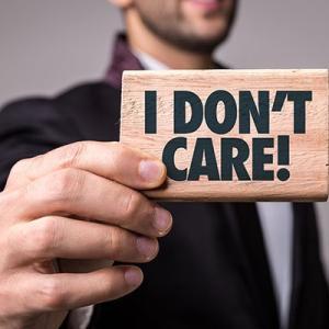 """""""I don't mind""""と""""I don't care""""って実は全然違う"""