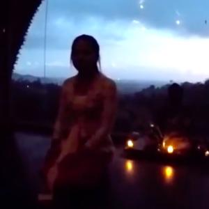 シンギングボウルの波動を感じながら瞑想 Bali