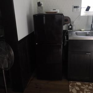 実は壊れてなかった冷蔵庫:AQUA製