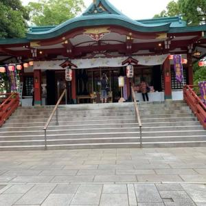 浅間神社のお祭り 多摩川浅間神社