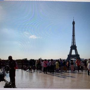 久しぶりのフランス パリ