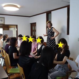 東京スクール4期生ステージ2の授業風景!