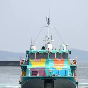2020.08.09 船活 熱海港再び