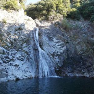 【登山】布引の滝→摩耶山