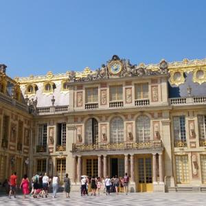 ヴェルサイユ宮殿の回り方 短時間(半日以下)で効率の良い見学ルートの紹介