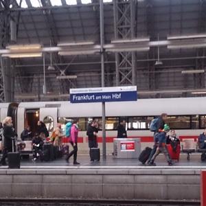 フランクフルトの観光は1日でいい。モデルコースの紹介。