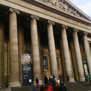 イギリス・大英博物館(The British Museum)でMangaマンガ展をやっています!