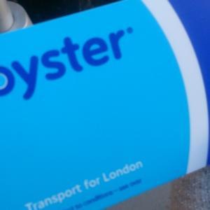 ロンドンでオイスターカード(Oyster card)を使う際の注意点。子供料金はどうなってる?