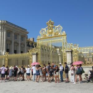ヴェルサイユ宮殿の混雑状況について 夏に行くのは正直お勧めできない理由と、その対策