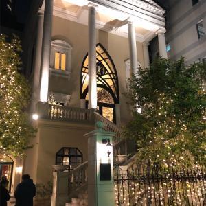 赤坂 ル・アンジェ教会のクリスマス・シンフォニック・ゴスペルコンサートに行ってみた!